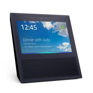Amazon Echo Show mit Display und Kamera